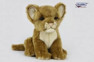 Bilde av HansaCreation løveunge liten